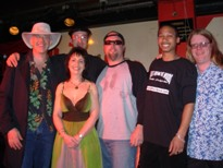 Picture: Red Hot Louisiana Band and Guests