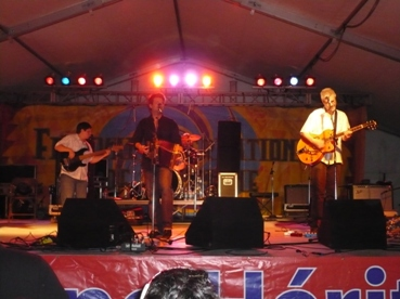 Picture: Steve Riley and the Mamou Playboys